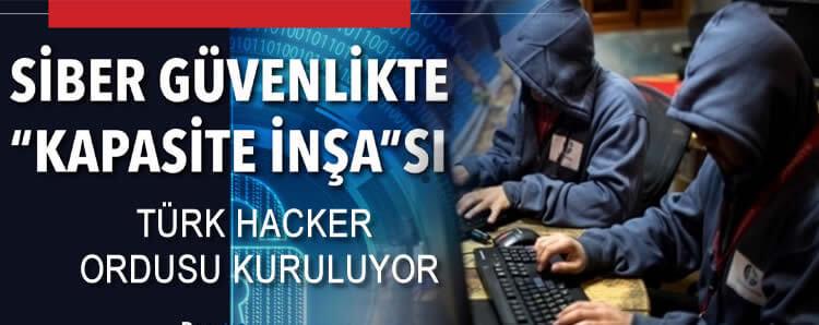 Resmi Türk Hacker Ordusu Kuruluyor