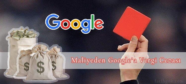 Google Vergi Cezası