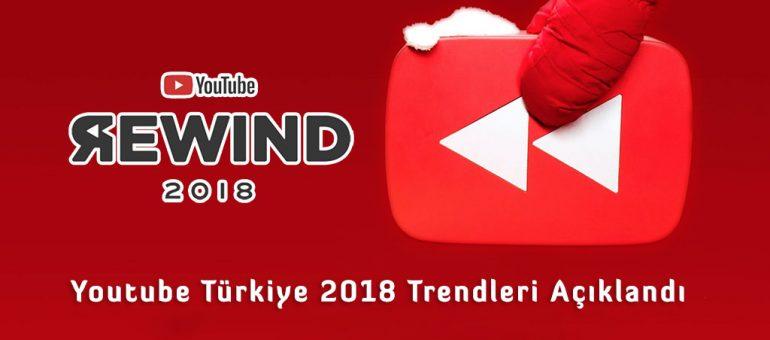 Youtube Türkiye 2018 Trendleri Açıklandı